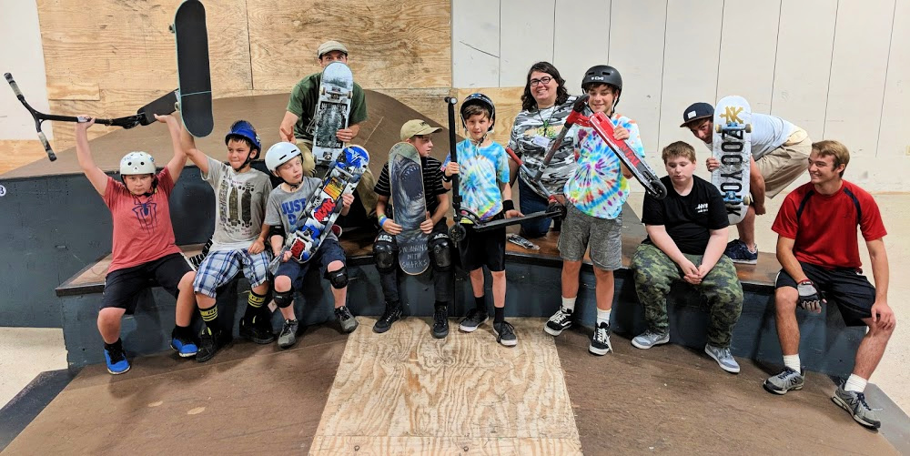 Summer Skate Camp, Battle Creek, MI